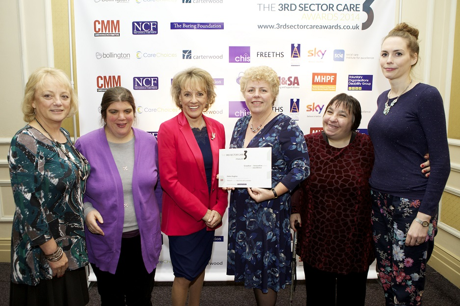 The 3rd Sector Care Award