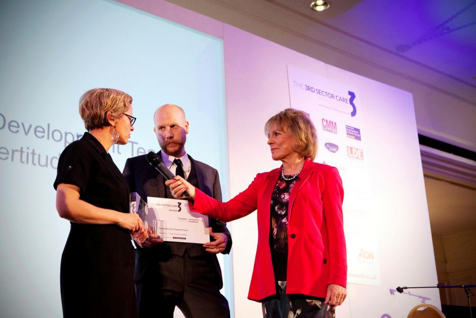 3rd Sector Care Award