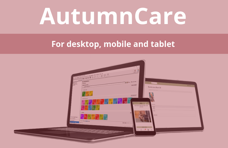 Autum Care Advert