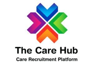 the care hub logo
