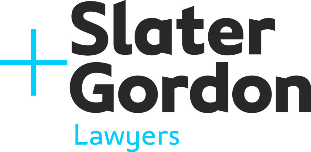 Slater Gordon Solicitors logo