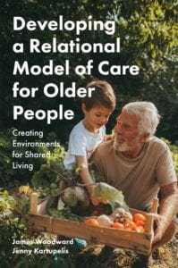 front cover Developing a relational model of care for older people