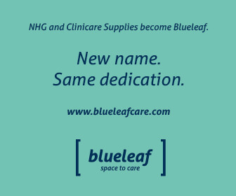 NHG Blueleaf advert