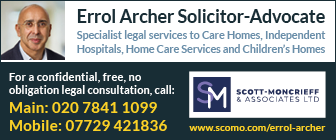 Archers Law advert