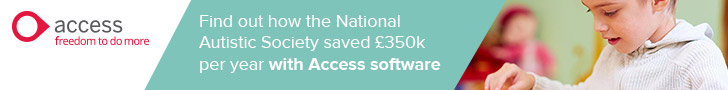 access uk software banner advert