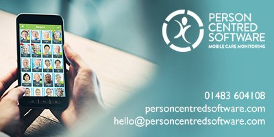 person centred software advert