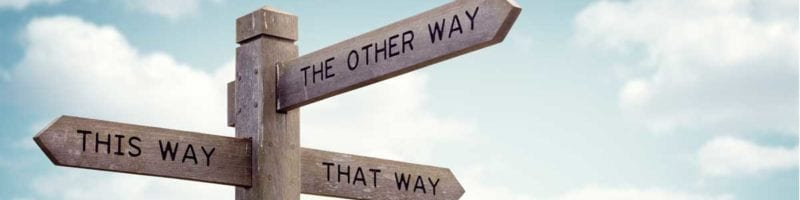 signpost image - which way to go