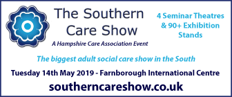 southern care show advert