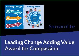 LCAV logo sponsors of compassion award