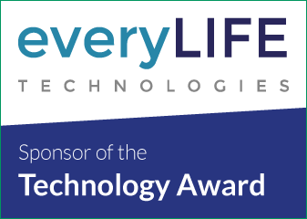 Everylife tech sponsors of the tech award