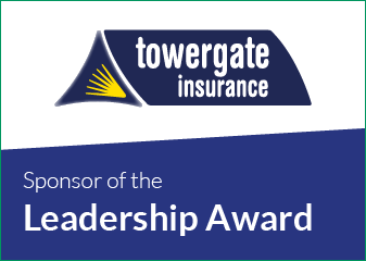 Towergate, spons of Leadership awards