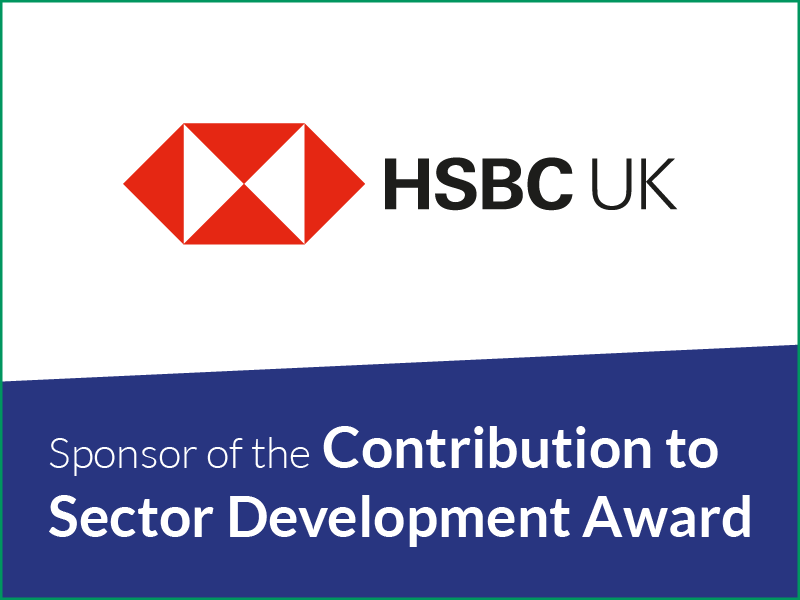 HSBC contribution to sector development sponsor