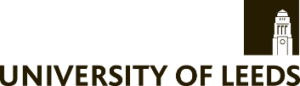 universirt of leeds logo