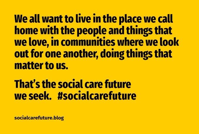 Social Care Future Movement