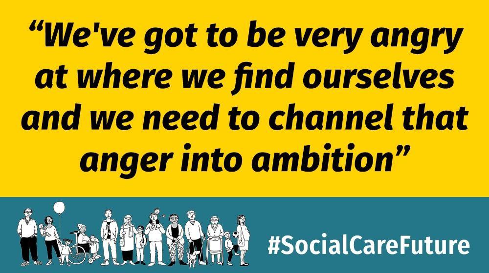 Social Care Future quote