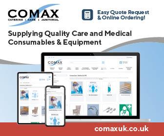 Comax Banner ad